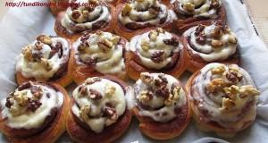 Cinnabon – fahéjas csiga