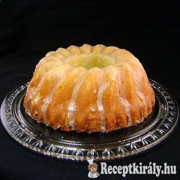 Citromos kuglóf Zsike konyhájából