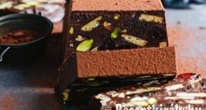 Csokoládés hasáb