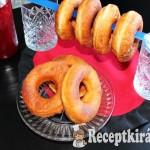 Farsangi fánk Iluska konyhájából