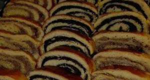 Mákos-Diós bejgli Erzsike konyhájából