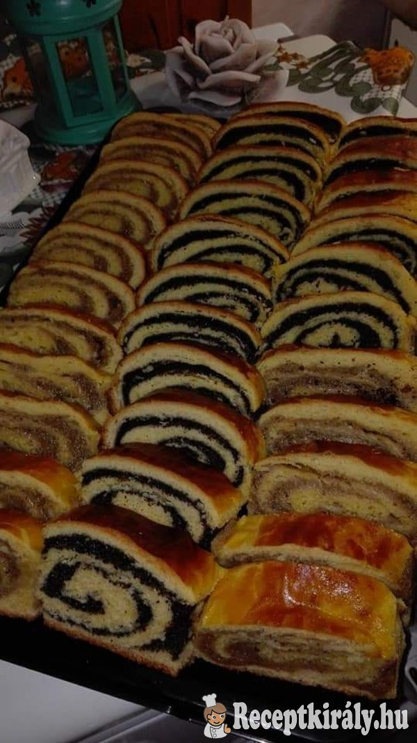 Màkos-Diós bejgli Erzsike konyhájából