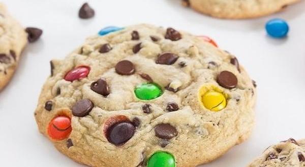 Smarties keksz