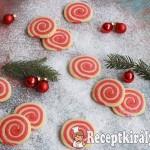 Karácsonyi linzercsiga 1