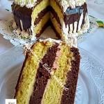 Méteres kalács torta 2
