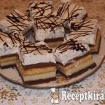 Somlói kocka Renáta konyhájából