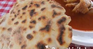 Glutén és élesztőmentes naan kenyér