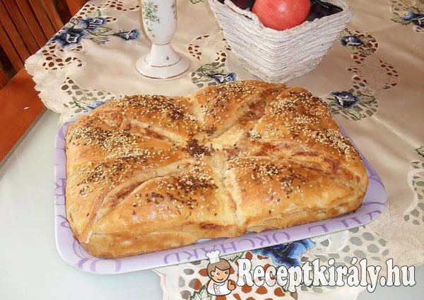 Kombe - A töltött kenyér