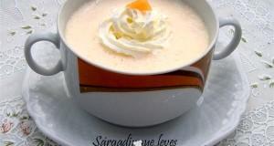 Sárgadinnye leves Alíz konyhájából